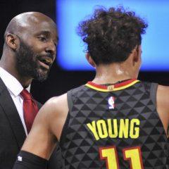 Hawks' Lloyd Pierce replacing Pacers' Nate McMillan on USA coaching staff