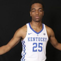 Kentucky's Washington ready to show off complete package