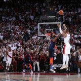 NBA reacts to Lillard's series-clinching shot in Game 5