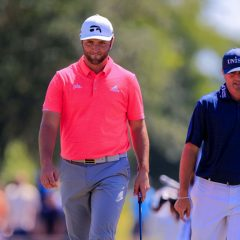 Palmer and Rahm team to win Zurich Classic