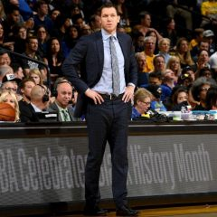Report: Kings coach Walton sued for sexual assault