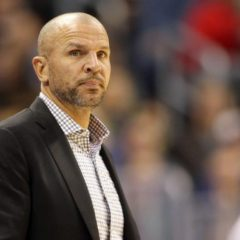 Report: Lakers hold interview with Jason Kidd